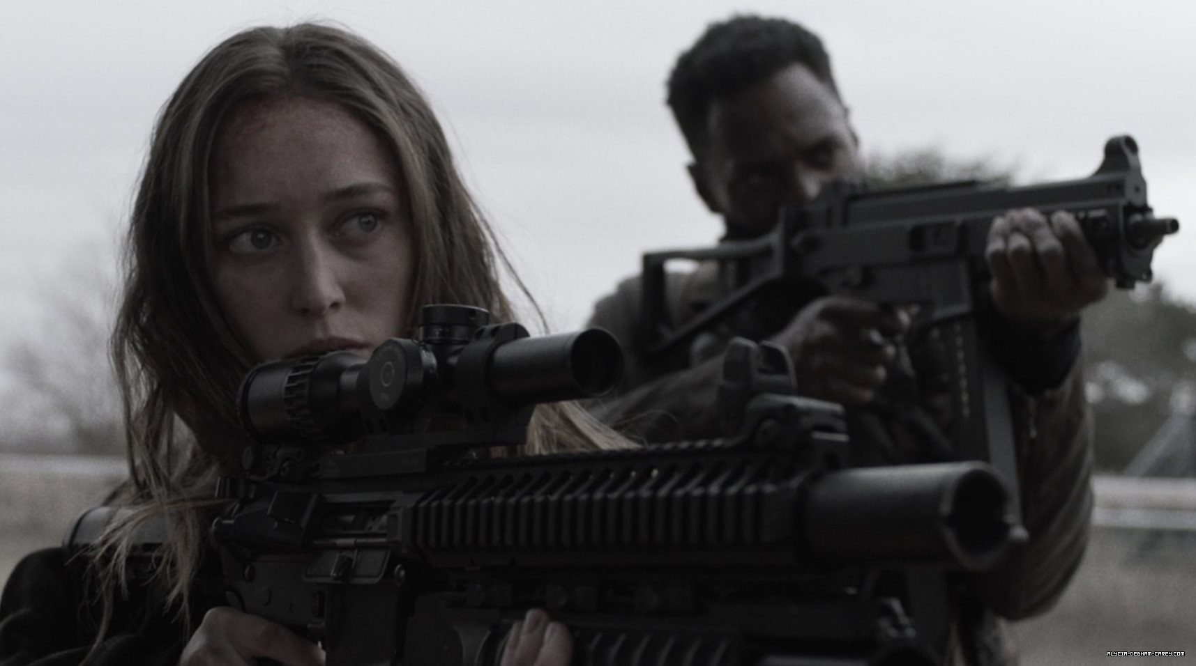 Clip: 'Fear the Walking Dead' – Episode 406 'Just in Case' | #02