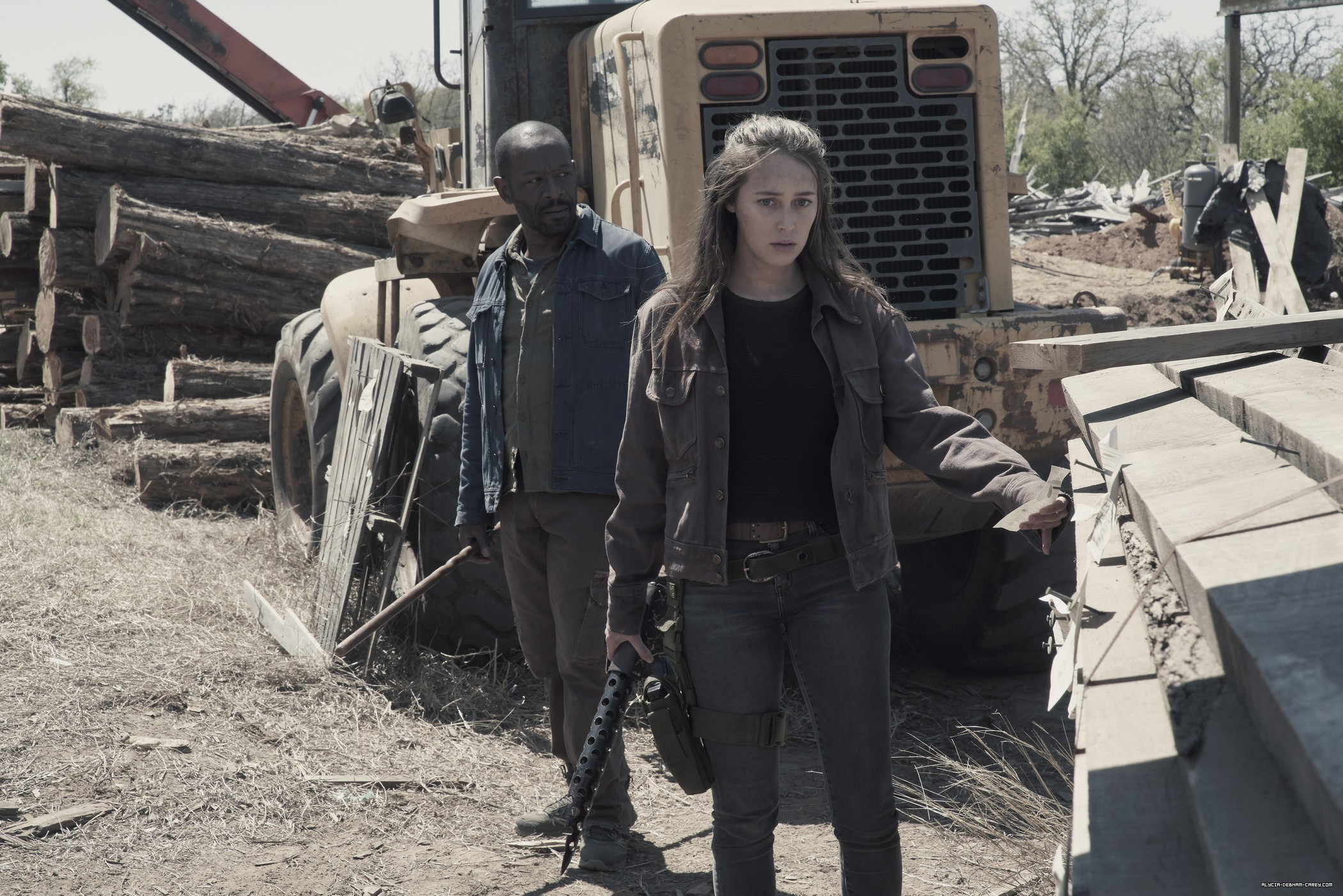 Press: 'Fear the Walking Dead' Bosses Tease How Show Moves on After Shock Character Death