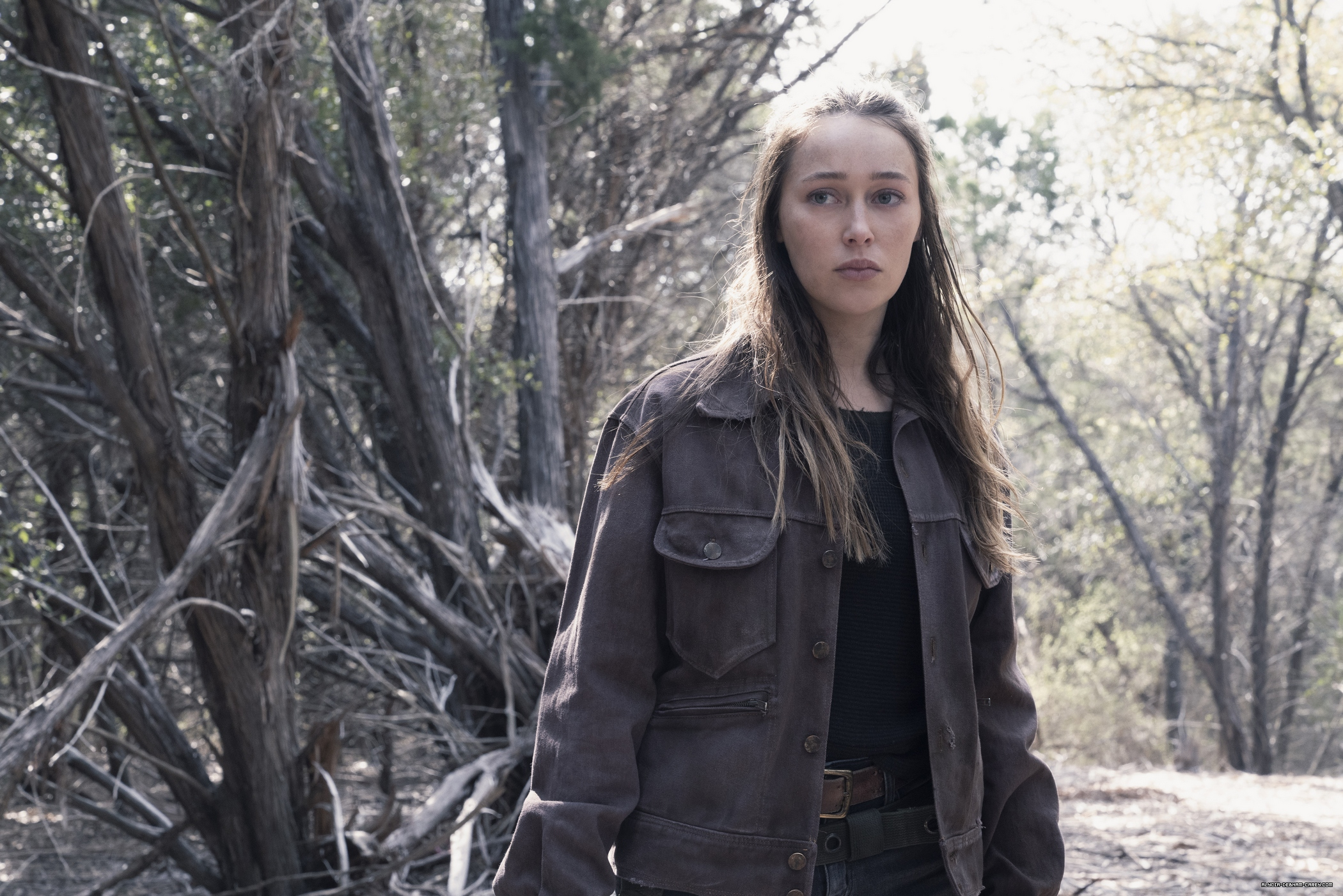 Photos: 'Fear the Walking Dead' Season 4 Screencaps & Stills