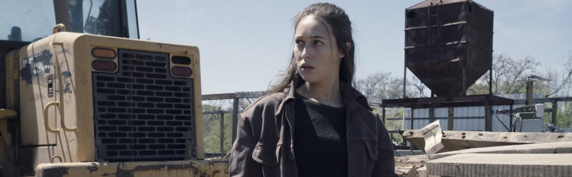 Press: 'Fear the Walking Dead' Episode 409 Q&A — Alycia Debnam-Carey (Alicia)
