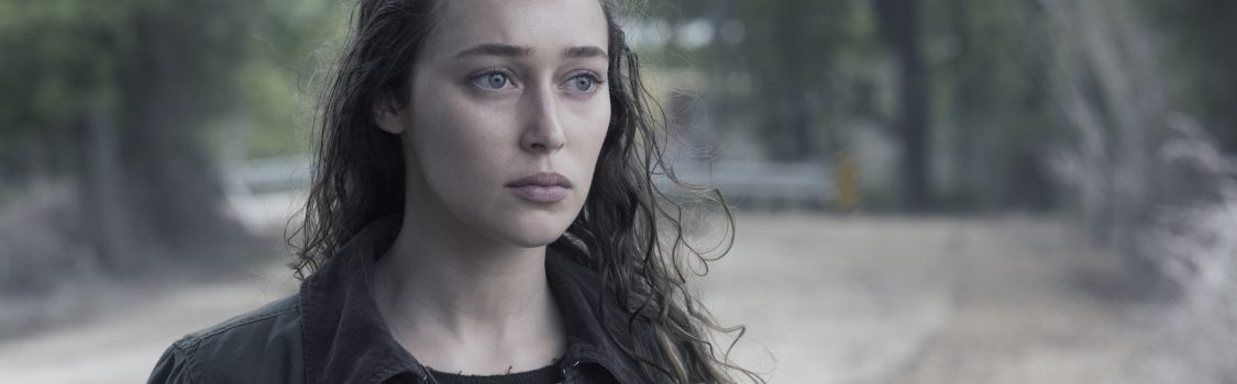 Press: 'Fear The Walking Dead' Star Alycia Debnam-Carey Breaks Down Alicia's Tough Choice