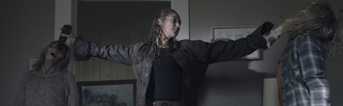 Photos: 'Fear the Walking Dead' 4×10 – 'Close Your Eyes' Screencaps & Stills